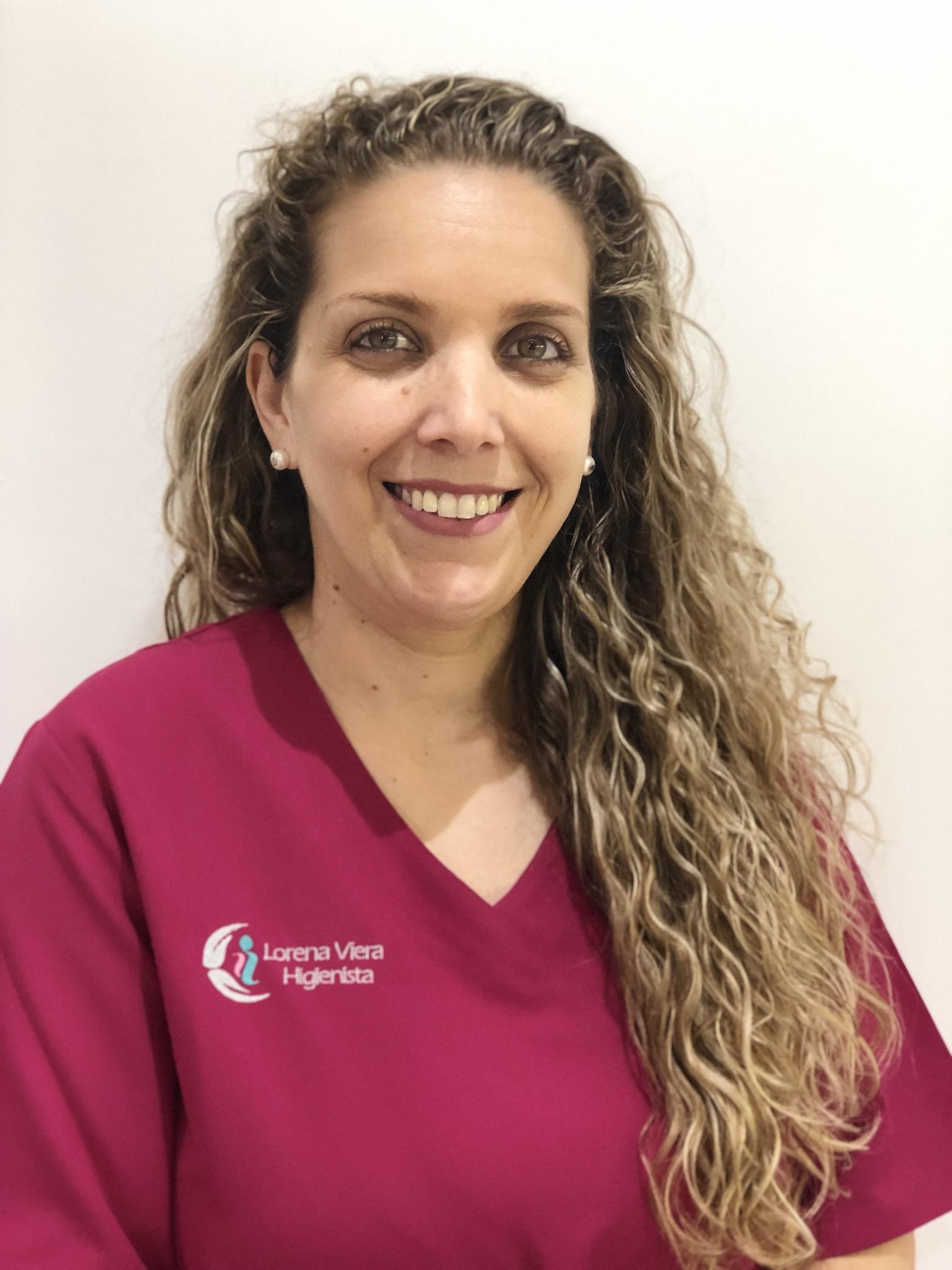 Higienista Lorena Viera