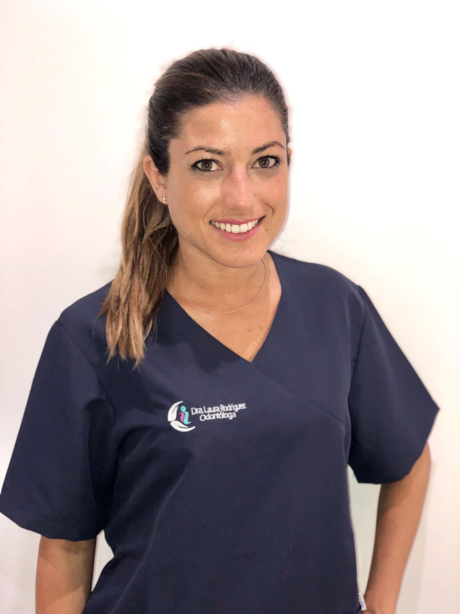Doctora Laura Rodriguez Perez